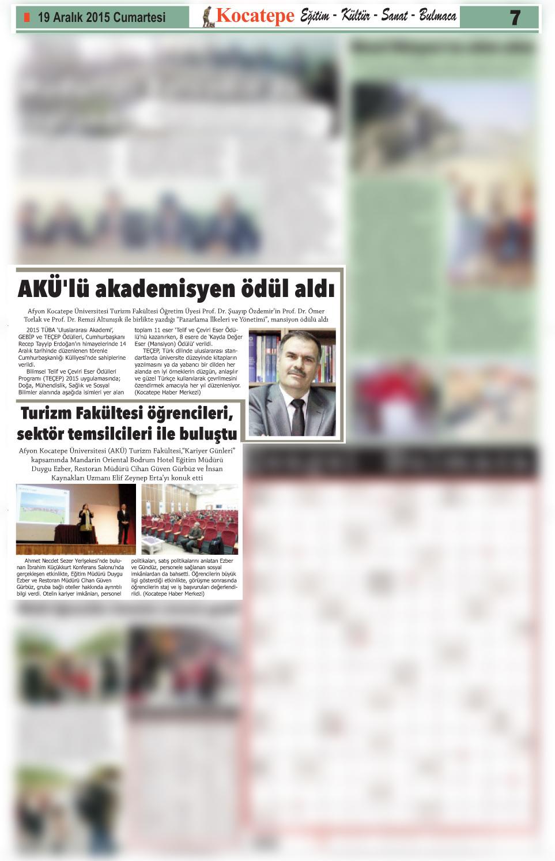 Şuayıp Özdemir mansiyon ödülü aldı 19-12-2015-7